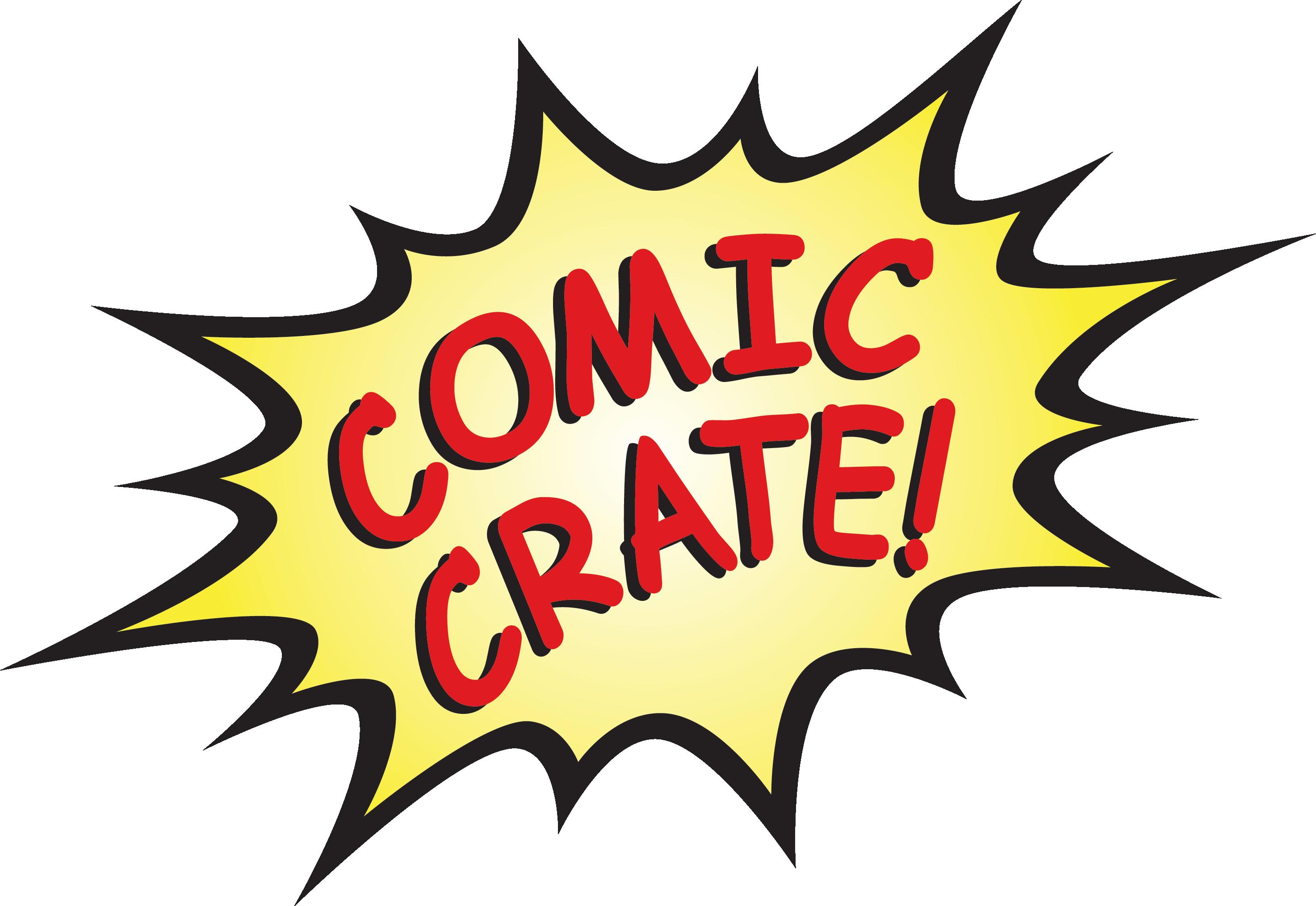 Comic-Crate-